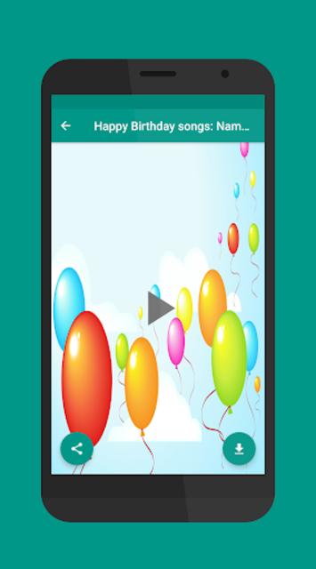 Happy Birthday Songs screenshot 8