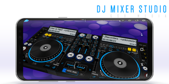 DJ Mixer Studio 2018 screenshot 2