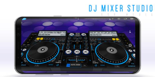 DJ Mixer Studio 2018 screenshot 3