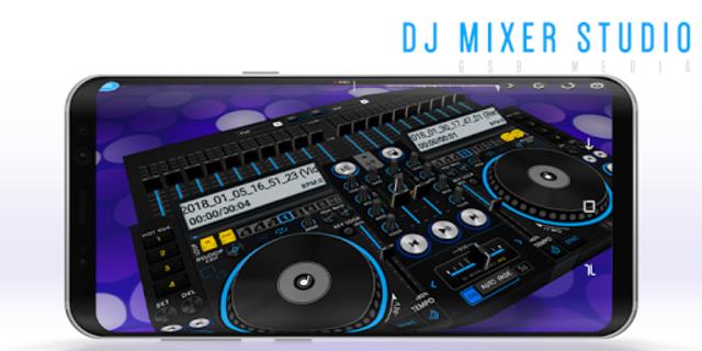 DJ Mixer Studio 2018 screenshot 4