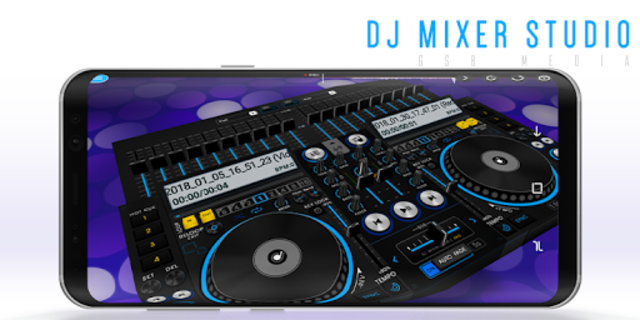DJ Mixer Studio 2018 screenshot 8