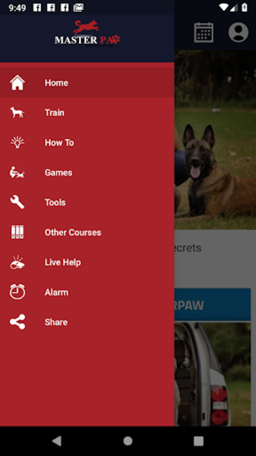 Master Your Dog Training App screenshot 2