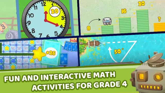 Matific Galaxy - Maths Games for 4th Graders screenshot 2