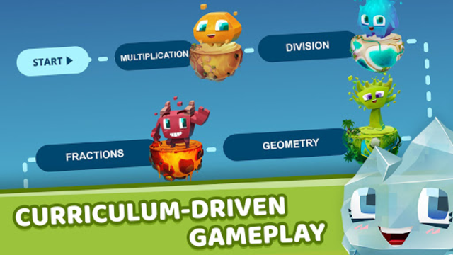Matific Galaxy - Maths Games for 4th Graders screenshot 4