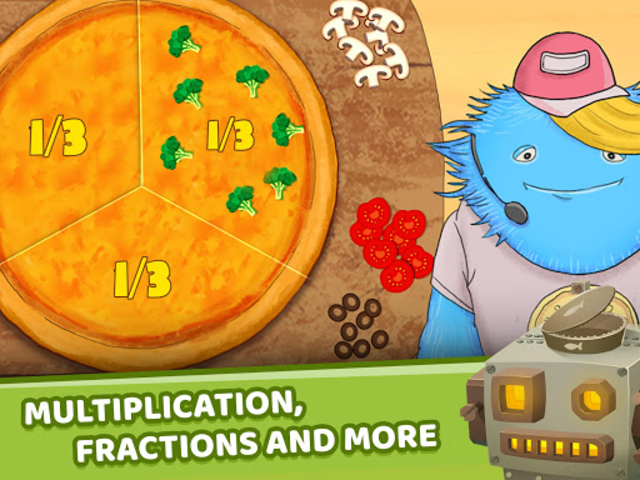 Matific Galaxy - Maths Games for 4th Graders screenshot 6