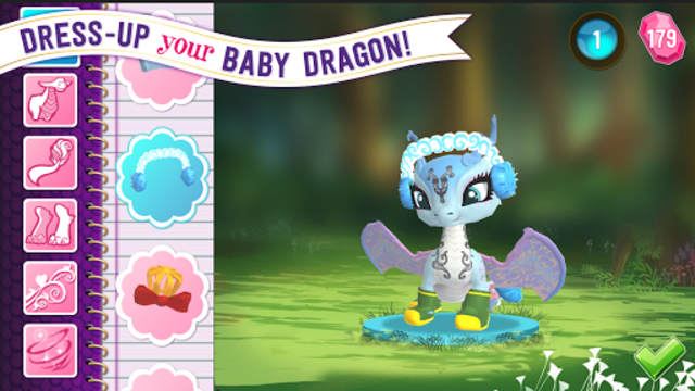 Baby Dragons: Ever After High™ screenshot 2