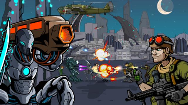 Age of War 2 screenshot 1