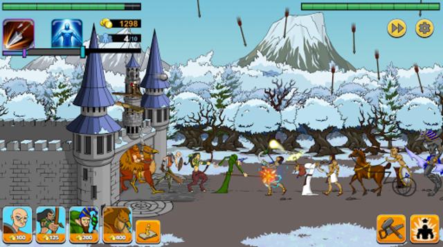 Age of War 2 screenshot 5