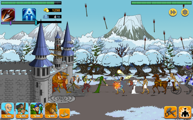 Age of War 2 screenshot 8