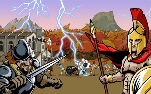Age of War 2 screenshot 10