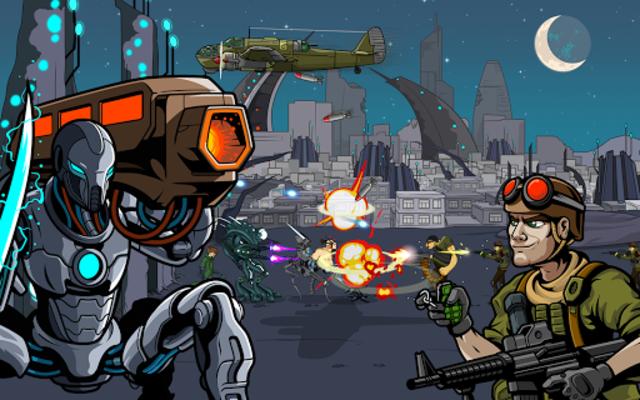 Age of War 2 screenshot 11