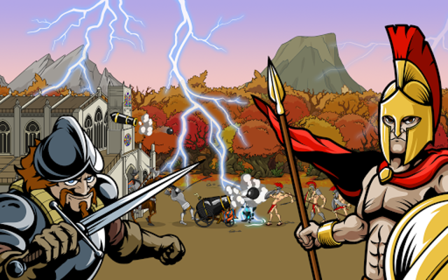 Age of War 2 screenshot 15