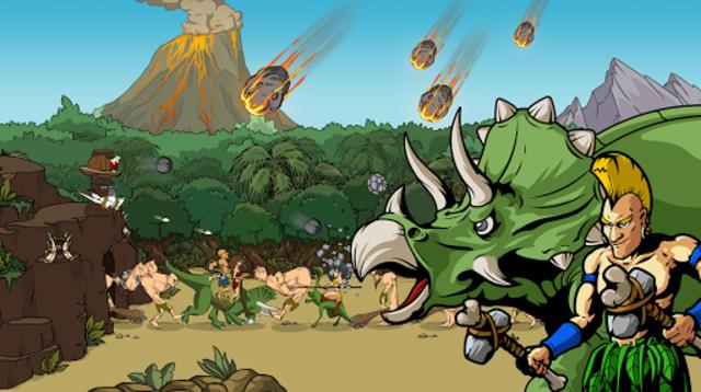 Age of War 2 screenshot 2