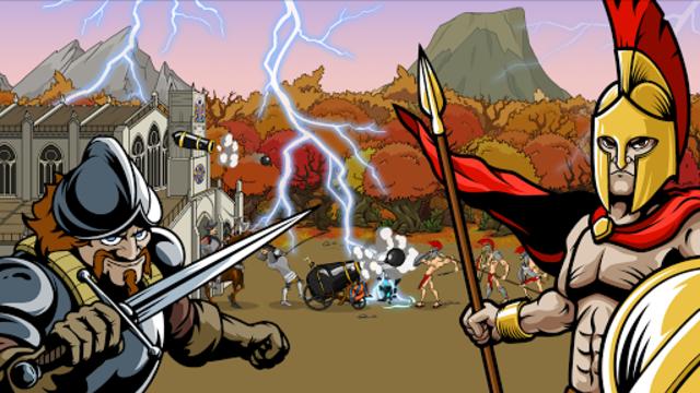Age of War 2 screenshot 4