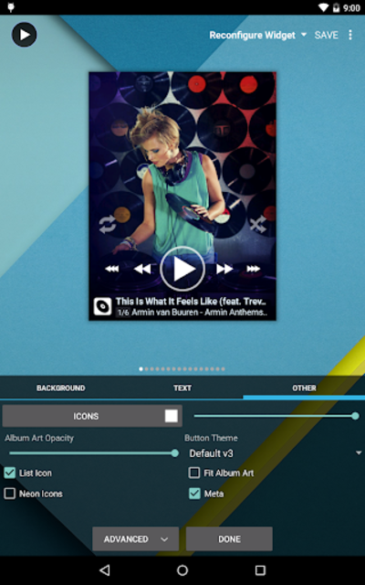 Poweramp Music Player (Trial) screenshot 19