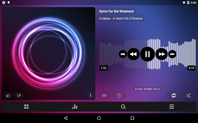 Poweramp Music Player (Trial) screenshot 12
