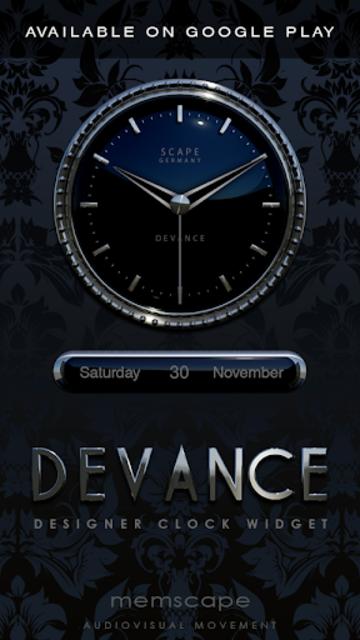 DEVANCE Poweramp skin V2 screenshot 4