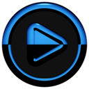 Icon for A-BLUE Poweramp skin V2