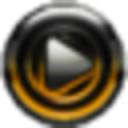 Icon for Poweramp skin Orange Glow