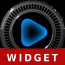 Icon for NEON BLUE Poweramp Widget