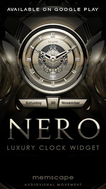 NERO Poweramp Widget screenshot 4