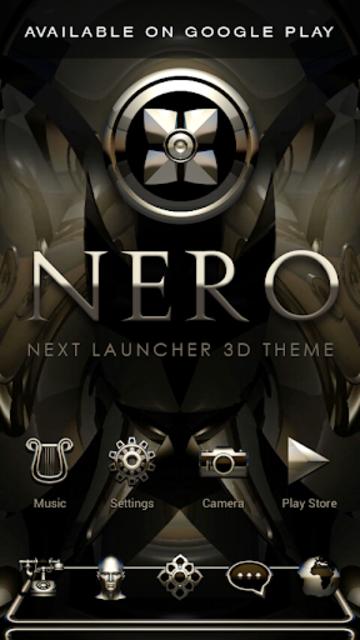 NERO Poweramp Widget screenshot 7