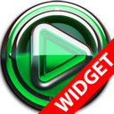 Icon for Poweramp widgetpack Green Glas