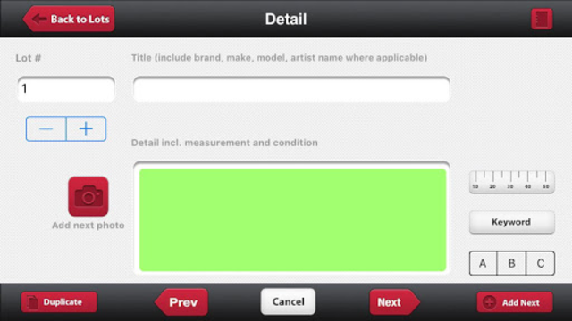 MaxSold Ninja HD screenshot 2