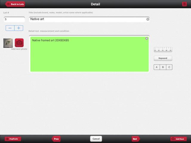 MaxSold Ninja HD screenshot 3