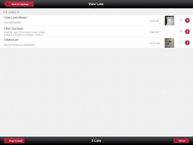 MaxSold Ninja HD screenshot 4