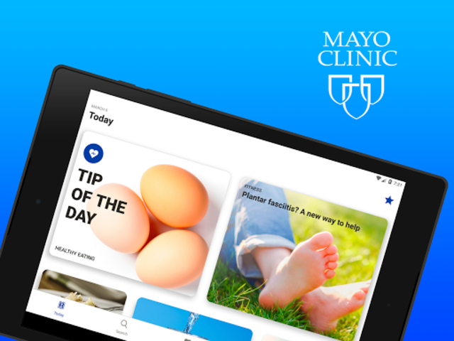 Mayo Clinic screenshot 8