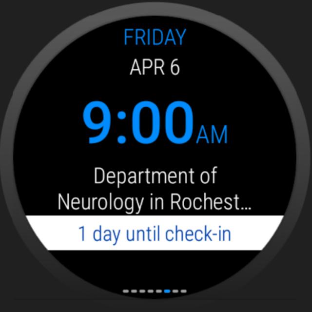 Mayo Clinic screenshot 16