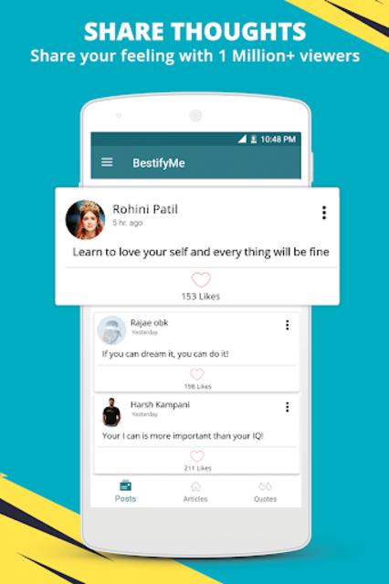 Personality Development App screenshot 3