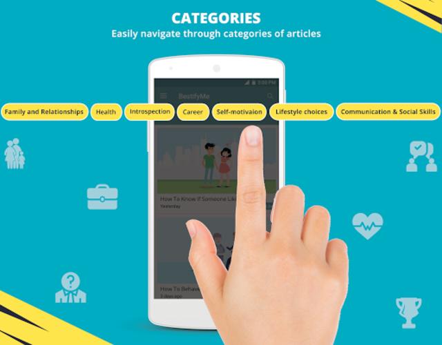 Personality Development App screenshot 4