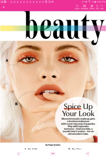 Cosmopolitan Magazine US screenshot 8