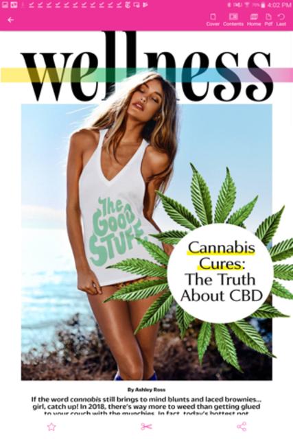 Cosmopolitan Magazine US screenshot 10