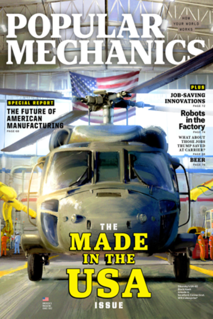 Popular Mechanics Magazine US screenshot 1