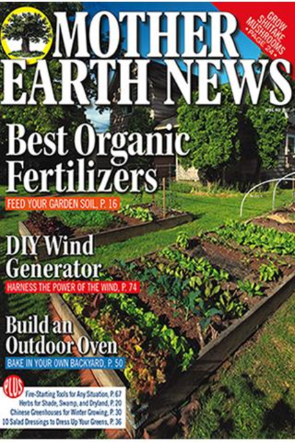 Mother Earth News Magazine screenshot 12