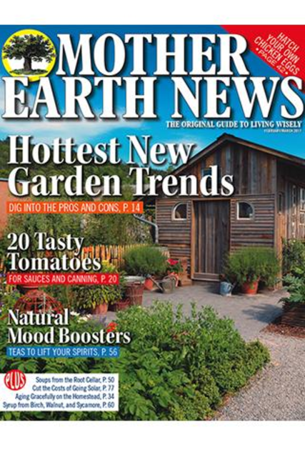Mother Earth News Magazine screenshot 13