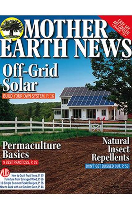 Mother Earth News Magazine screenshot 14