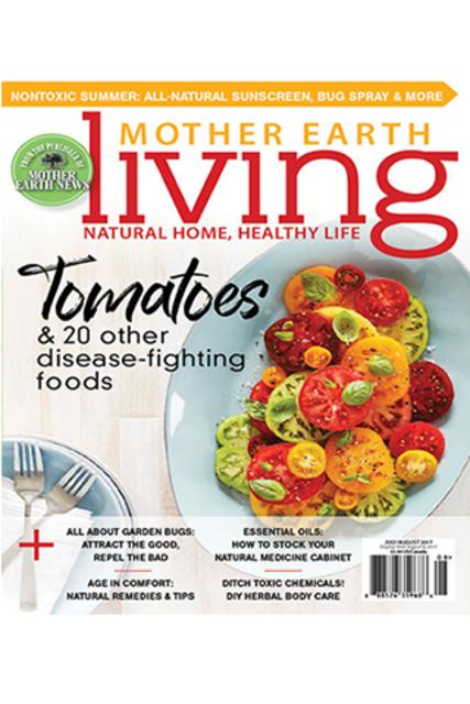 Mother Earth Living Magazine screenshot 8