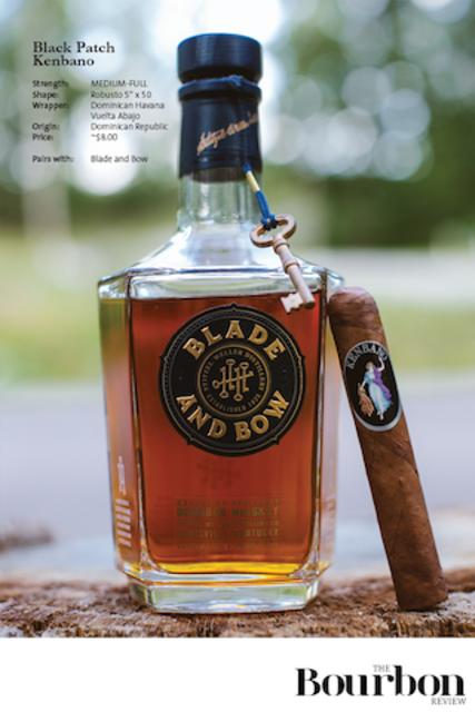 The Bourbon Review screenshot 5