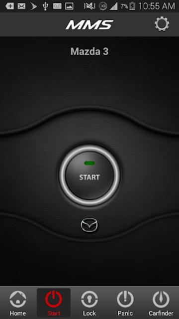 Mazda Mobile Start screenshot 2