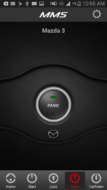 Mazda Mobile Start screenshot 4