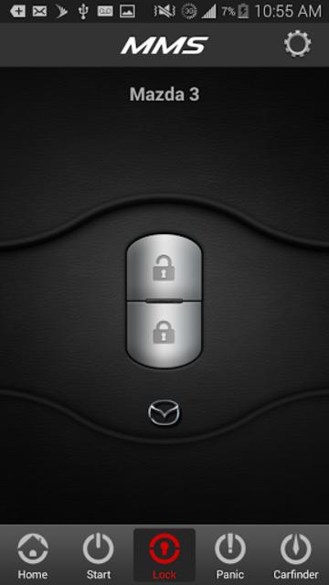 Mazda Mobile Start screenshot 3