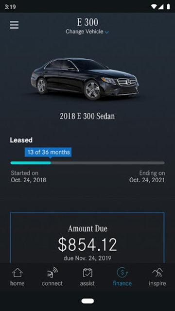 Mercedes me (USA) screenshot 5