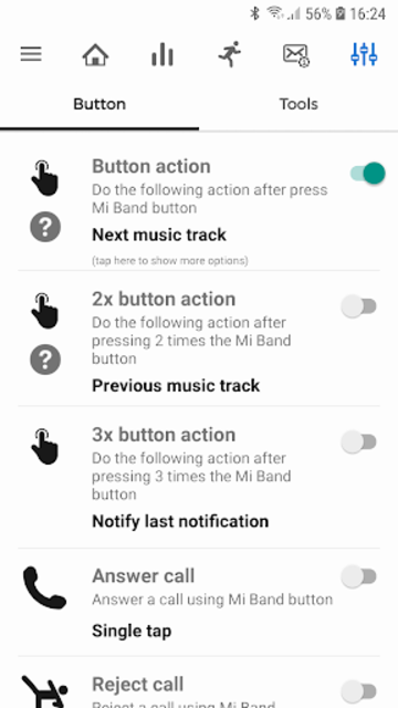 Notify & Fitness for Mi Band screenshot 6