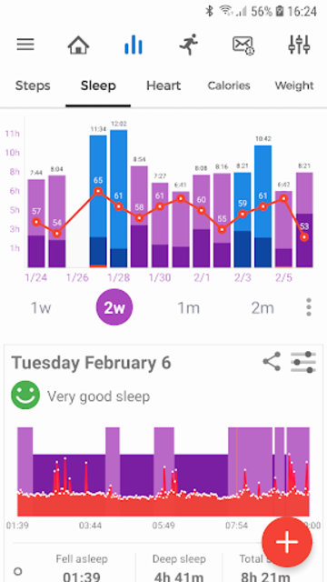 Notify & Fitness for Mi Band screenshot 4