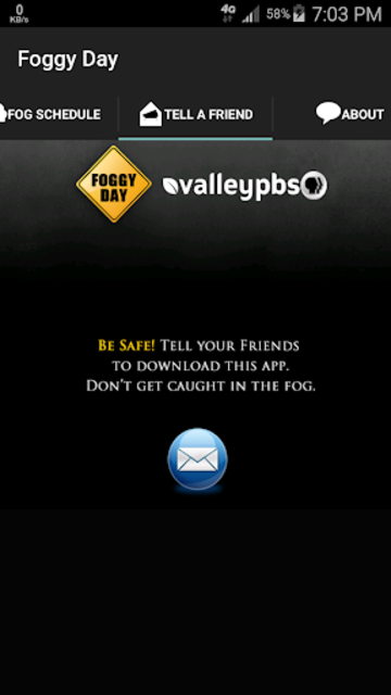 Fog Delay Schedule screenshot 2