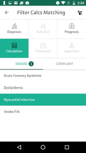 MDCalc Medical Calculator screenshot 8